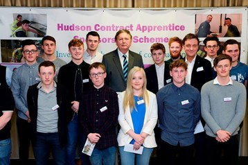 Hudson Contract Apprentice Sponsorship Scheme