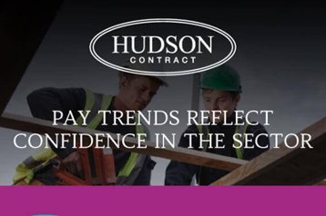 Year-on-year construction industry pay trends revealed