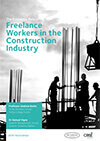 Freelance workers in construction report