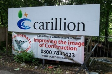 Hudson Contract clients fear the 'Carillion factor' more than Brexit